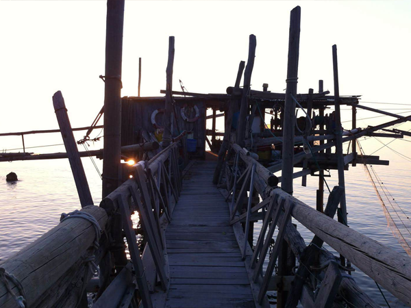 TRABOCCO CANALE VASTO